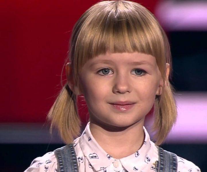 Эта малютка спела «Кукушку», а жюри не могли поверить, что ей всего 7 лет