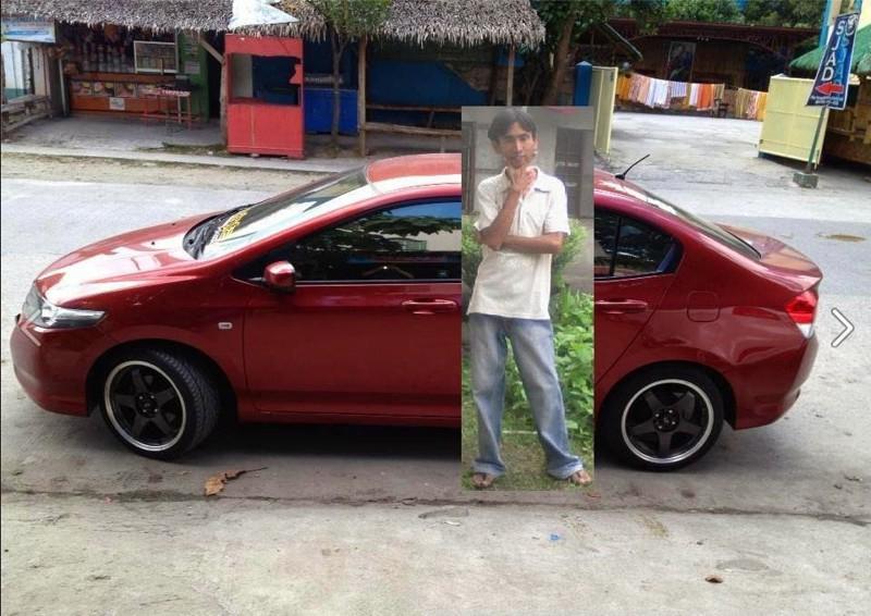 Как сделать картинку на машину в фотошопе