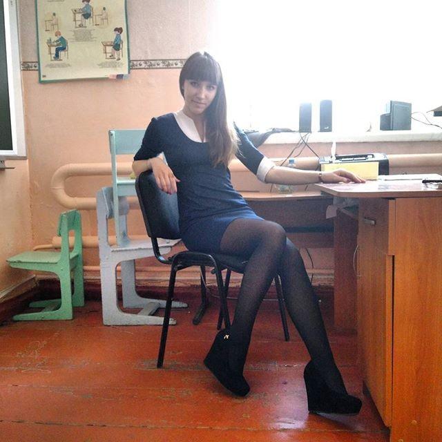 фото учительница математики