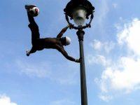 Новые трюки с мячом от Ия Траоре