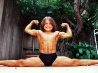 «Маленький Геркулес» вырос. Как сложилась судьба самого сильного ребенка в мире?