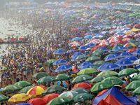«Яблоку негде упасть» или повседневный быт Китая