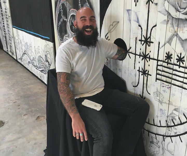 Бесплатные тату от легендарного мастера — исключительно для любителей сюрпризов