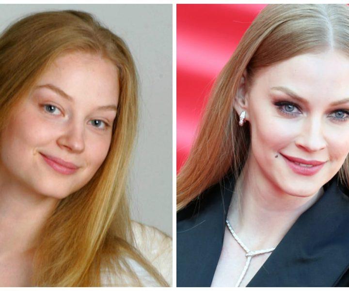 Персональная эволюция красоты — как взрослели и менялись знаменитости