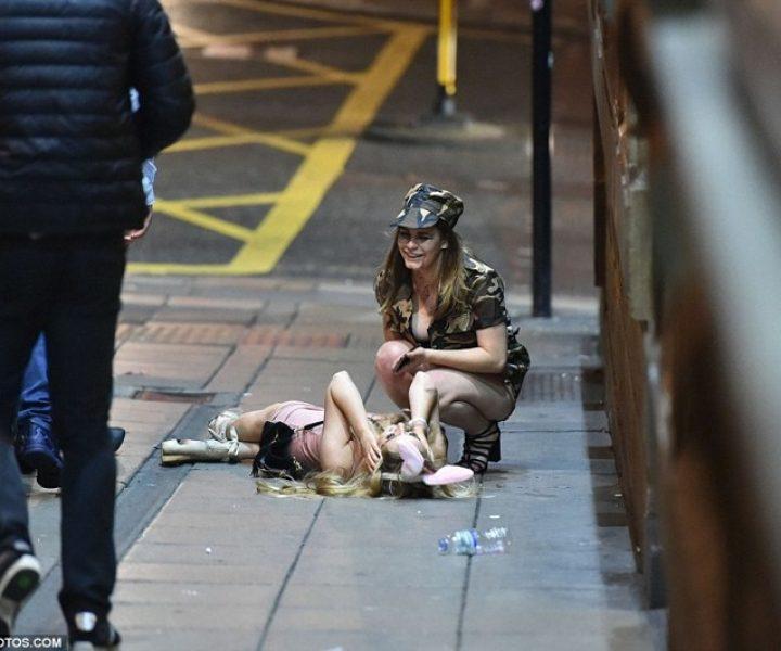 Страх и ненависть в Британии: как в Ньюкасле отгуляли Хэллоуин
