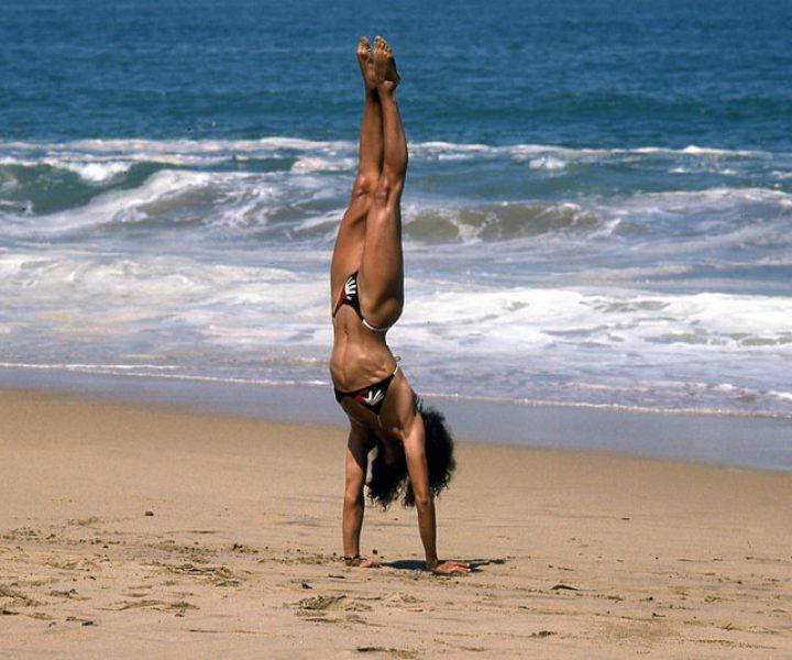 Пляжи и девушки: невероятные фото досуга в Чили в 80-х