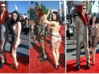 14 самых нелепых и вульгарных нарядов звезд