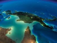 Невероятно красивые фото ночной Земли без облаков