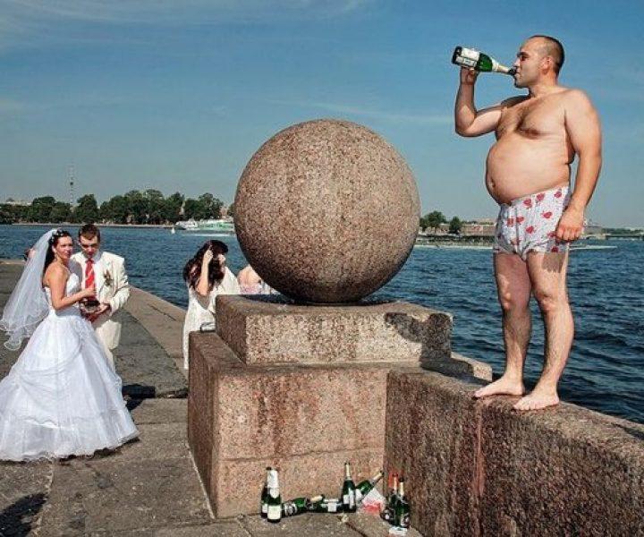 Непередаваемый колорит настоящих свадеб :)