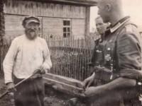 Фотографии 1941-1943 годов, сделанные немецкими офицерами