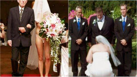 10 самых необычных свадеб, которые запомнятся на всю жизнь