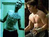 17 примеров того, как актеры издеваются над своими телами ради звездной роли