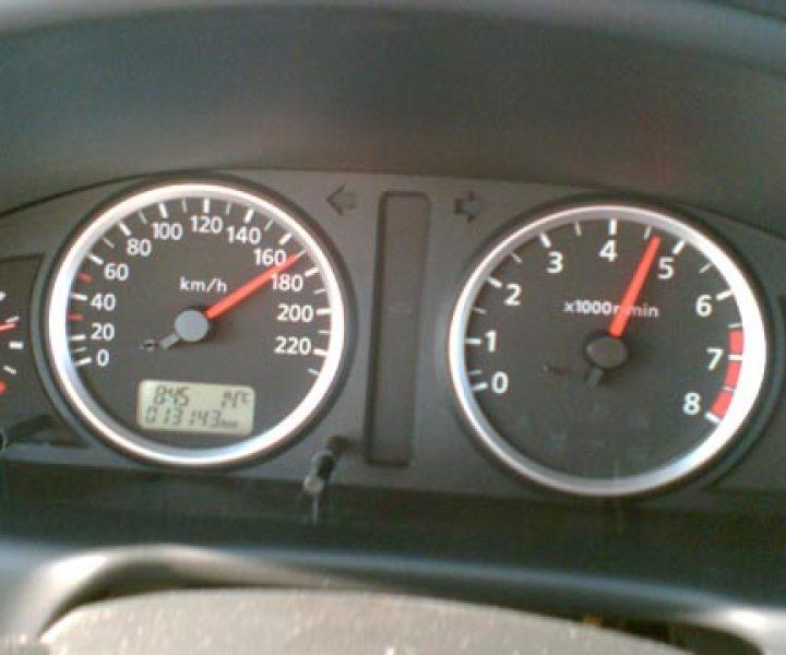 Перевернулись на машине на 170 км/ч