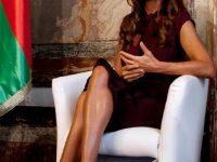Супруге президента Азербайджана 51 год, но ее часто путают с дочерьми. В чем секрет молодости и красоты?