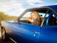 Чего только не творят женщины за рулем! Парковка – уровень Бог!