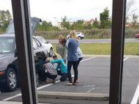 30 фото: непростые взаимоотношения девушек с автомобилями