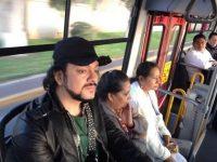 Знаменитости, замеченные в общественном транспорте