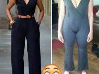 18 случаев, когда с купленной в Интернете одеждой что-то пошло не так
