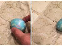 Попытка вскрыть забытое на девять лет пасхальное яйцо