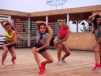 Невероятный танец новосибирских девушек
