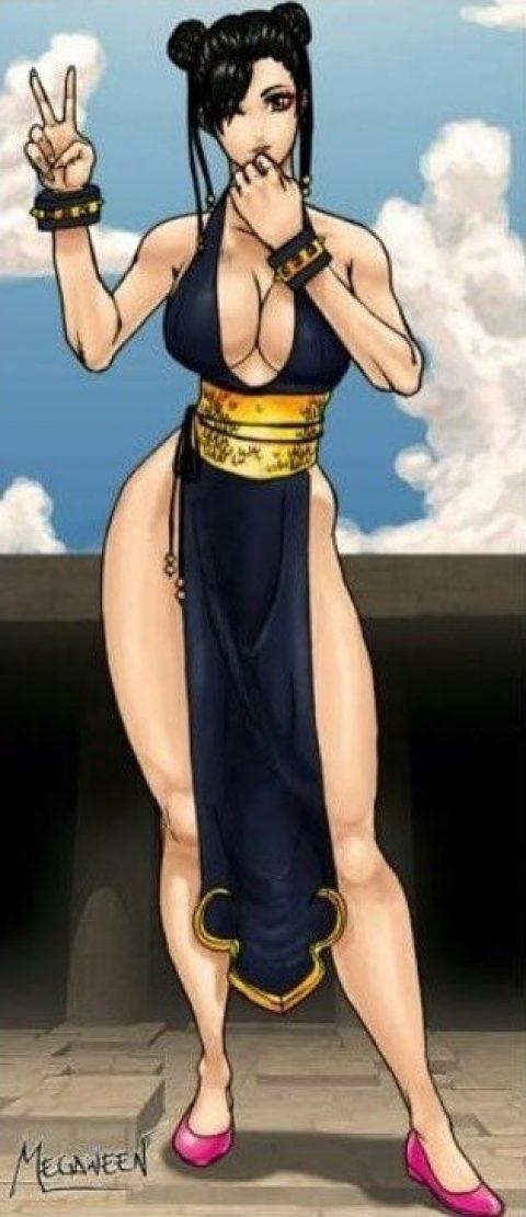 Наташа Энчиноза – девушка, которую называют ожившей героиней видеоигр Чунь Ли