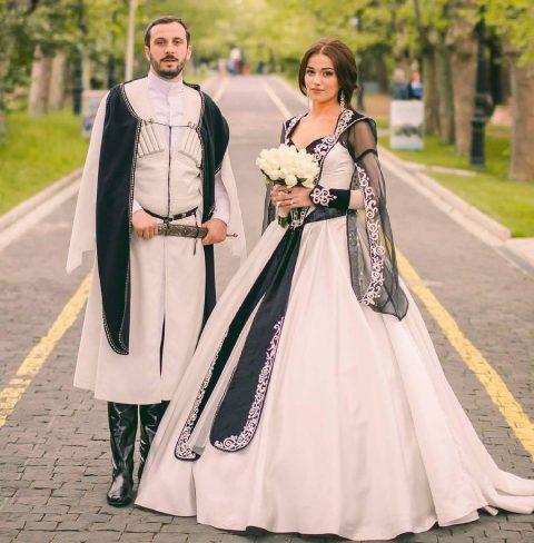 16 невероятно красивых свадебных нарядов – в какой одежде женятся в разных странах?
