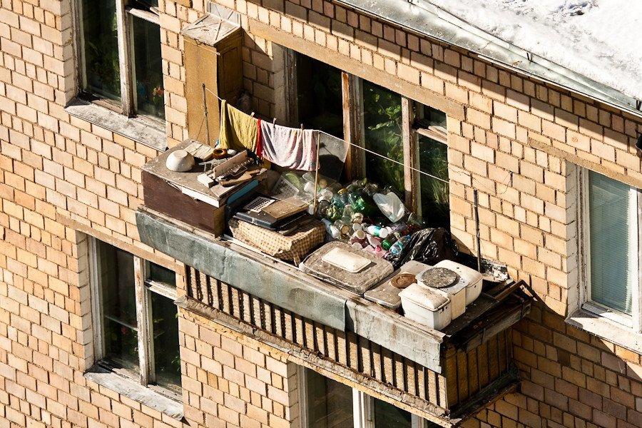 Балконы, которые увидев раз, вы никогда не забудете.