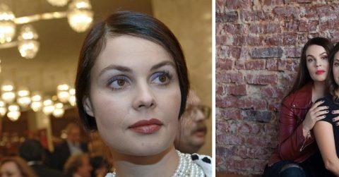 Как сестры: 55-летняя Екатерина Андреева показала совместные фото с 34-летней дочерью