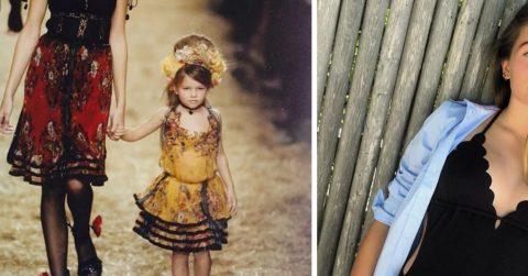 Как сейчас выглядит самая красивая девочка в мире?