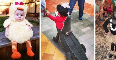 Они произвели фурор на утреннике: 15 крышесносных детских костюмов