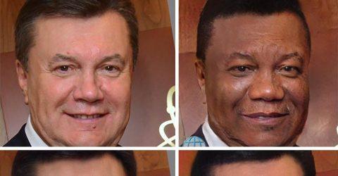 FaceApp: Как бы выглядели известные личности с другим цветом кожи?