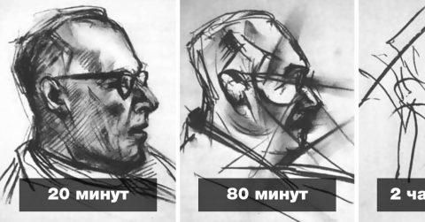 9 портретов под ЛСД: эксперимент над художником
