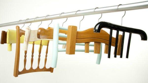 Вы могли себе представить, что такое можно делать из простого и старого бабушкиного стула?