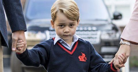 Принца Джорджа могут отчислить из школы? Вот на что жалуются родители других учеников