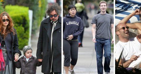 Звезды тоже люди: как выглядят знаменитости в будни