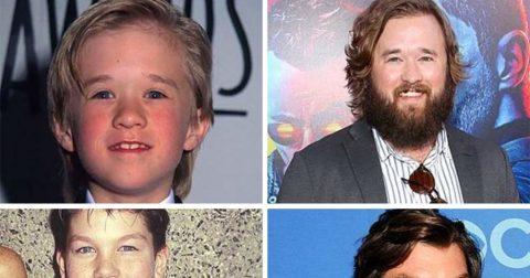 Как изменились звездные дети: 15 фото тогда и сейчас