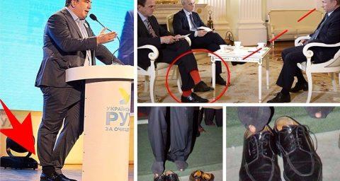 У истории с Путиным и красными носками получилось неожиданное продолжение
