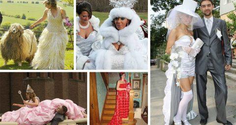 20 свадебных нарядов, от которых у вас закружится голова