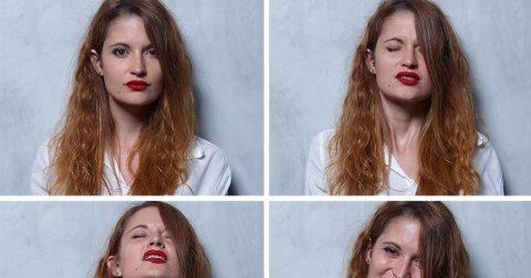 """""""Проект О"""": фотографии женщин до, во время и после оргазма"""