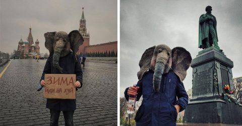 Самый грустный российский гид Trunkdrunk показывает места, где ловят хандру и депрессию