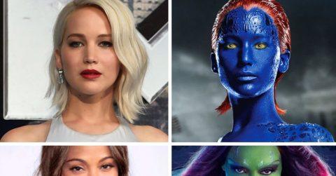 5 голливудских красавиц, сыгравших супергероев в кино