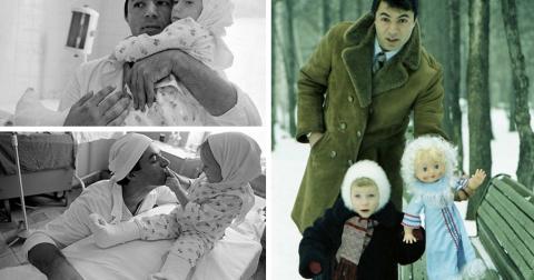 Родной отец отрезал малышке ноги косилкой. Но советские врачи сумели совершить невозможное!