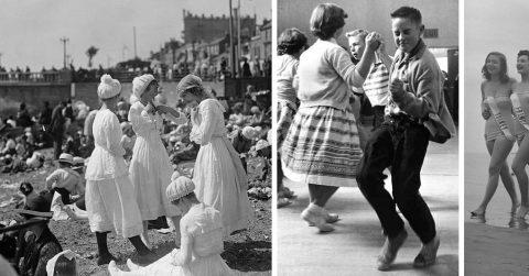 """20 ретро-снимков, к которым так и просится лозунг """"Остановись, мгновенье!"""""""