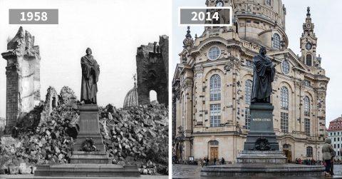 20 снимков: как меняется мир с течением времени