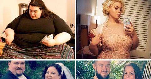 Чудесная, поразительная потеря веса: фото до и после