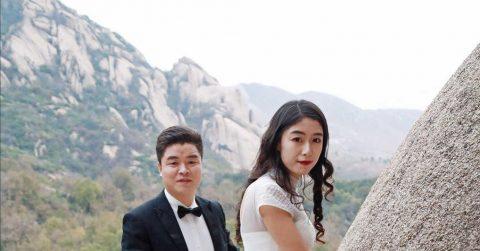 В Китае отпраздновали самую оригинальную свадьбу