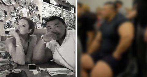 Линдси Лохан встречается с корейским миллиардером-бодибилдером