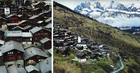Швейцарская деревня выплачивает $70000 тем, кто туда переедет