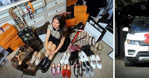 Девушка, у которой два отца – и оба миллионеры. Как ей живется?