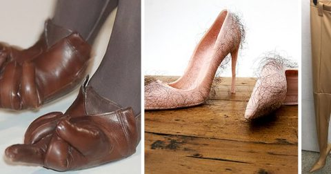 10 пар обуви: такое наденут только безумные модницы